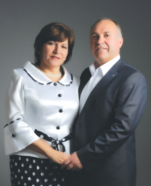 Юрий и Наталья Ермаковы, Санкт-Петербург